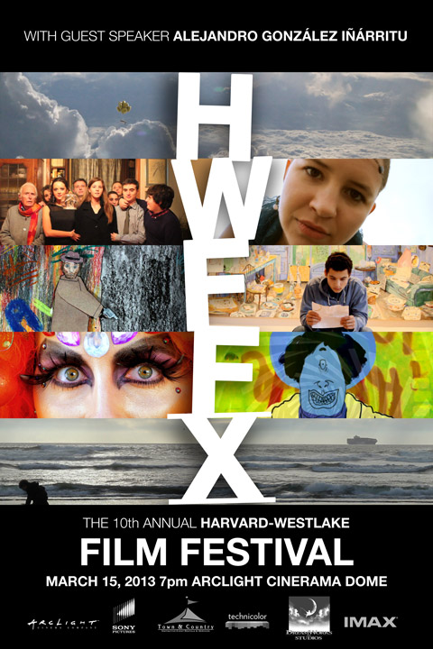 Harvard-Westlake Film Festival tonight!